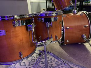 Mapex Mseries 4pcs Drum Maple Set for Sale in Germantown, MD