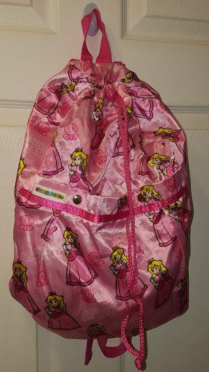 Super Mario Nintendo GAMERS backpack Princess Peach Mario brothers for Sale in La Puente, CA