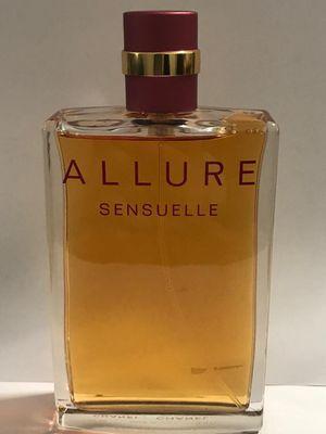 Perfume. Chanel Allure Sensuelle 3.4 $150 for Sale in Las Vegas, NV