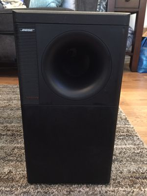 Bose Acoustimass module for Sale in Manchester, MO