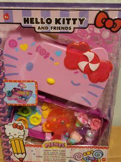 Hello Kitty And Friends Pencil Box Playset NIB for Sale in La Puente,  CA