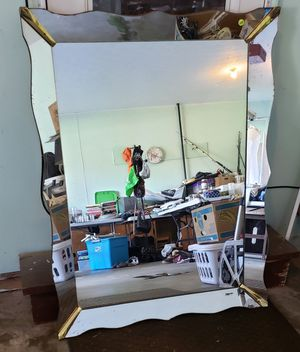 Large mirror for Sale in Zanesville, OH