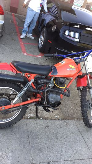 Dirtbike for Sale in Newark, CA