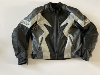 Joc rocket motorcycle jacket with helmet and gloves for Sale in Rockville,  MD