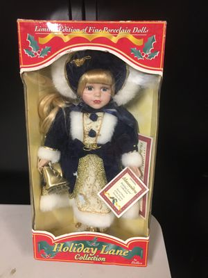 Collectable porcelain doll for Sale in Glendale, CA