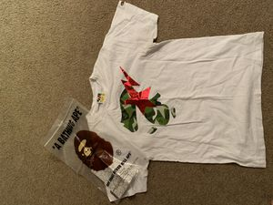 BAPE SHIRT SIZE SMALL for Sale in Houston, TX