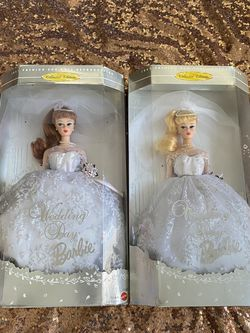 Barbie Reproduction Wedding Day Dolls for Sale in San Jose,  CA