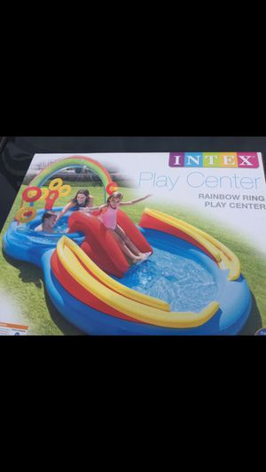 Intex Play Center Unopened and New! for Sale in Arlington, VA