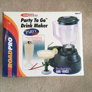 Cordless Blender/Great for Boats for Sale in Gurnee, IL