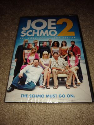 Joe Schmo 2 - The Complete Second Season (DVD, 2009, 2-Disc Set). Condition is Brand New. for Sale in Garner, NC