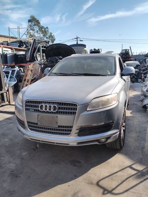 2007 Audi Q7 parts for Sale in Los Angeles, CA