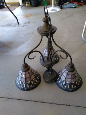 Tiffany chandelier for Sale in Streetsboro, OH