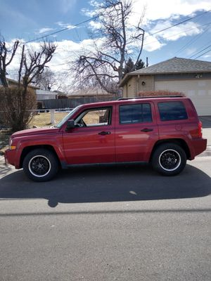 2008 Jeep Patriot 4x4 for Sale in Denver, CO