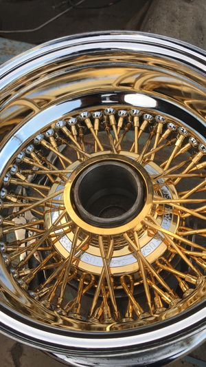 Wire Wheel Restoration, Sales and Repair for Sale for sale  Albuquerque, NM