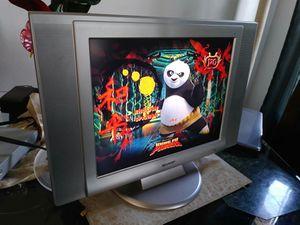 TV / sharp. 23 inches. With remote for Sale in Rialto, CA