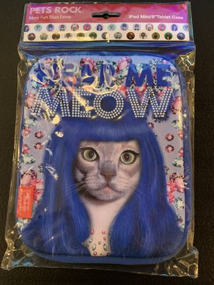 """Pets rock 🐈 iPad tablet soft case """"8 for Sale in Fairless Hills, PA"""