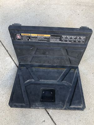 RZR 1000 bed lid opener , lid on top motor and air filter for Sale in Riverside, CA