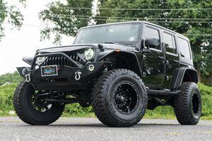 2016 Jeep Wrangler Unlimited Rubicon for Sale in Neptune City, NJ