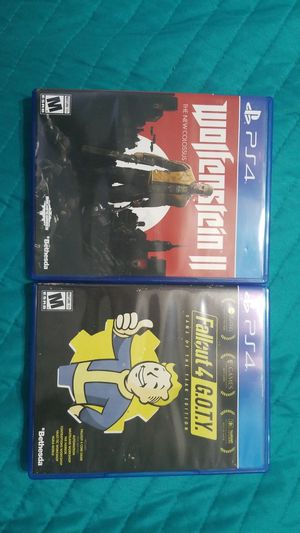 Ps4 games for Sale in Charlotte, NC