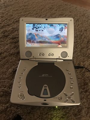 PORTABLE DVD PLAYER for Sale in Deerfield Beach, FL