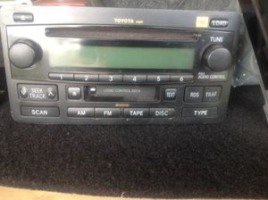 Toyota CD Player for Sale in Longwood, FL
