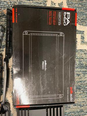 Polk Audio PA 660 Amp for Sale in Pasadena, MD