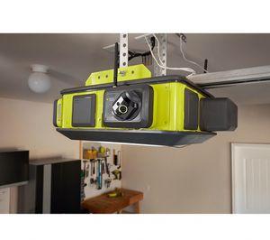 Ryobi GARAGE SECURITY CAMERA MODEL: #GDM610 for garage door opener for Sale in Huntington Park, CA
