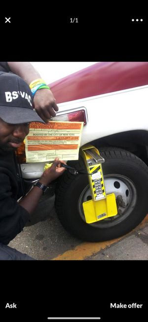 Need help with your Outstanding parking tickets for Sale in Yonkers, NY