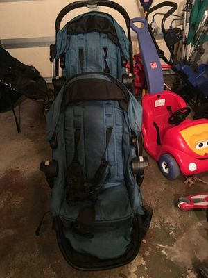 Baby jogger double stroller for Sale in New York, NY