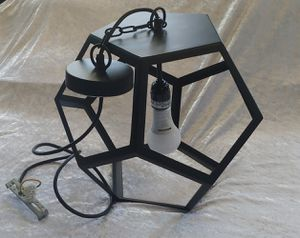 Black Ceiling Light Fixture for Sale in San Diego, CA