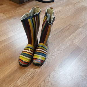 Choose Rain Boots Women Size 10 $25 for Sale in Dacula, GA