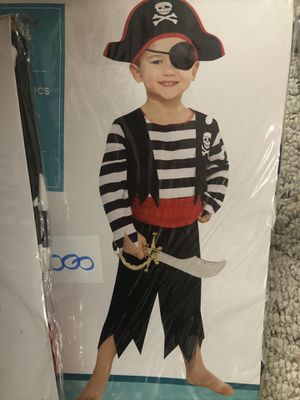Kids pirate costumes for Sale in Germantown, MD