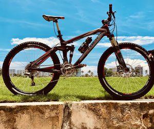 Trek Carbon Remedy 9.9 Full Suspension Mountain Bike for Sale in Bal Harbour, FL