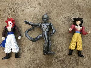 Dragon Ball Z miniature figures for Sale in Stockton, CA