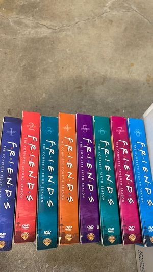 Friends, Seasons 1-8 for Sale in Sherwood, OR