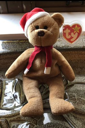 RARE!! Collectible 1997 Teddy Beanie Baby for Sale in Elk Grove Village, IL