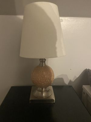 Marble Lamp for Sale in Londonderry, NH