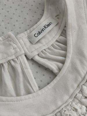 Calvin Klein - white dress for Sale in Austin, TX