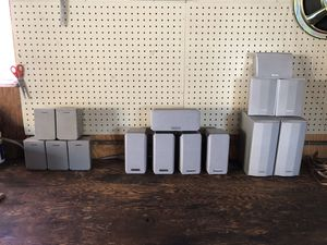 Pioneer, Kenwood and Sony Home Theater Surround Speakers for Sale in Mount Prospect, IL