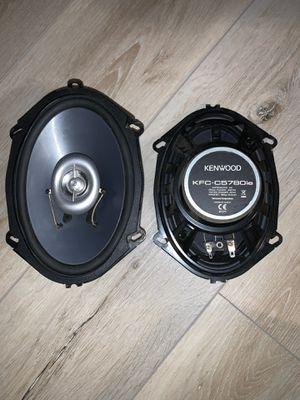 Kenwood KFC-C5780ie car audio for Sale in Aurora, CO