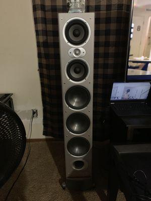 Polk audio Rti12 tower speakers for Sale in Kingsburg, CA