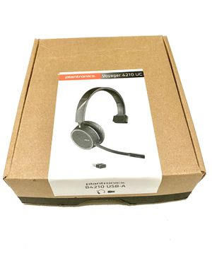 Plantronics Voyager 4210 UC, USB-A Bluetooth Wireless Headset for Sale in Boynton Beach, FL