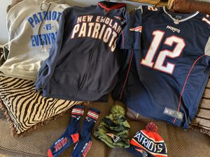 Patriots gear Jersey for Sale in Raleigh, NC