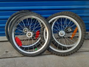 Bicycle Trailer Wheels For Sale for Sale in Norco, CA