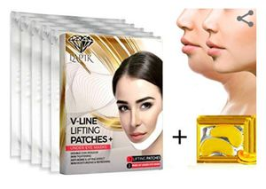 Double Chin Reducer - V Line Face Chin Up Lifting Mask for Sale in Claremont, CA