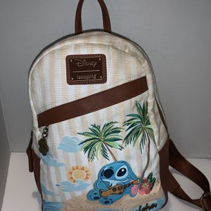 Lilo Stich Disney Loungefly Mini Backpack 🎒 for Sale in Bell Gardens, CA