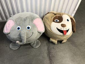 Super cute kids bean bag chairs for Sale in Gardena, CA