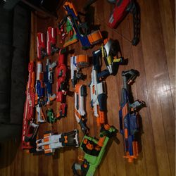 24 Nerf Guns for Sale in Cranston,  RI