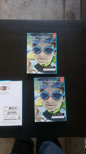 New adobe photoshop elements 2019 for Sale in Oakland, CA