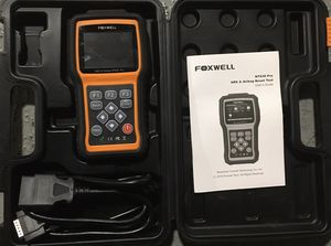 Foxwell ABS & AIRBIG PRO scanner OBD for Sale in Santa Ana, CA